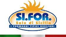 Si.For. – Formaggi Siciliani – Pecorini, formaggi DOP, ricotte, formaggi pasta filata.